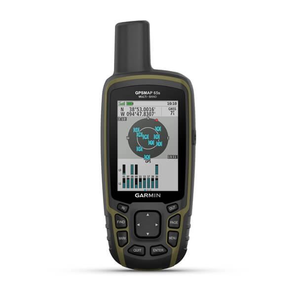 GPSMAP 65s 4