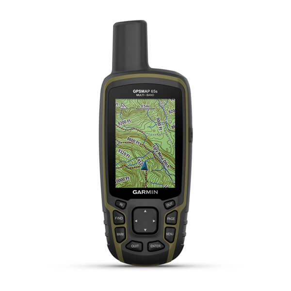 GPSMAP 65s 5