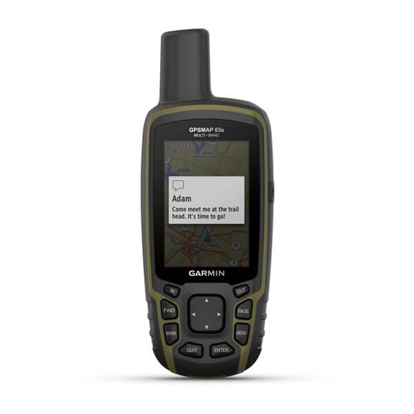 GPSMAP 65s 6