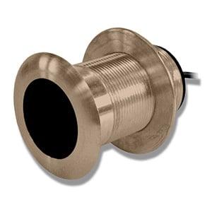 Skrogmontert svinger i bronse med dybde og temperatur (8-pinners) – Airmar B117