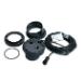 Transductor de montaje en el interior del casco de plástico con sensores de profundidad (ajustable, 6 patillas) - Airmar P79