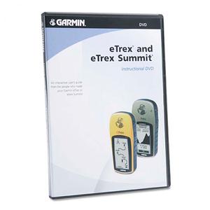 eTrex® and eTrex Summit® Instructional DVD