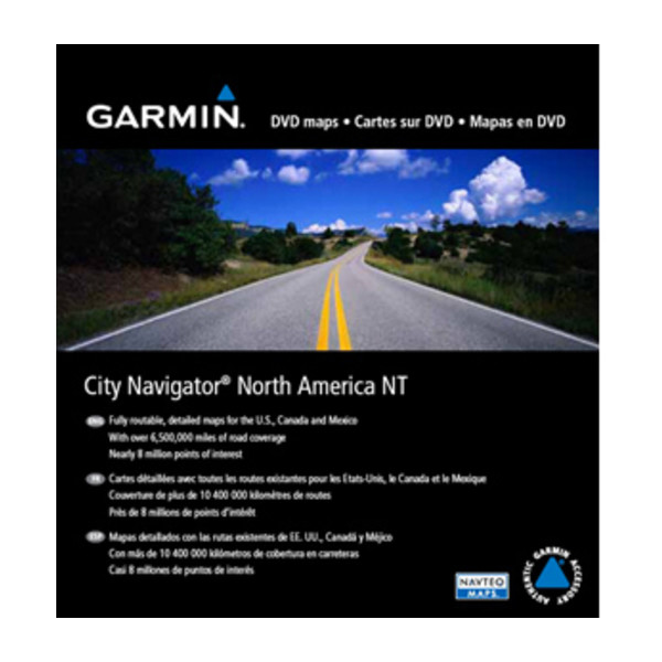 City Navigator® North America NT