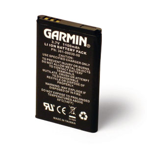 GPS 10x battery, 3.7 Volt Lithium Ion