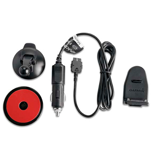 Suction Cup Mount with Power Cable