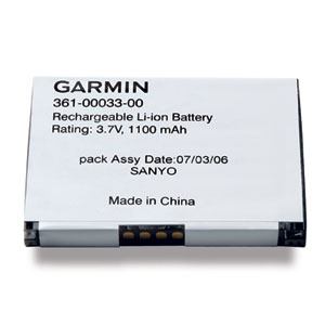 Rechargeable Battery for nuvi 8xx