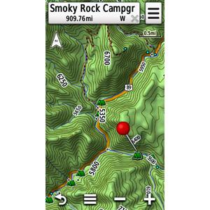 Garmin Topographic Map.Topo Us 100k