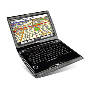 Garmin Mobile PC® for Toshiba Qosmio F55