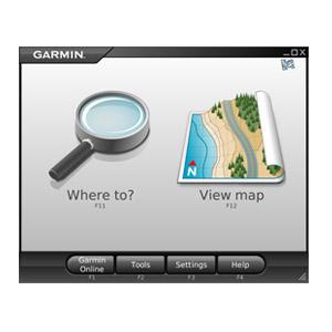 Garmin Mobile PC® for Toshiba Qosmio F55 2