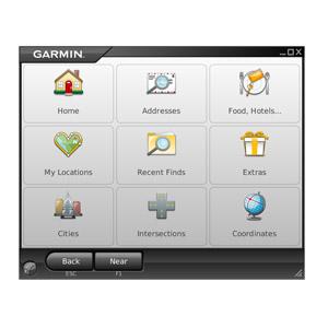 Garmin Mobile PC® for Toshiba Qosmio F55 3