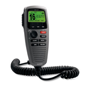 GHS™ 10 Wired VHF Handset