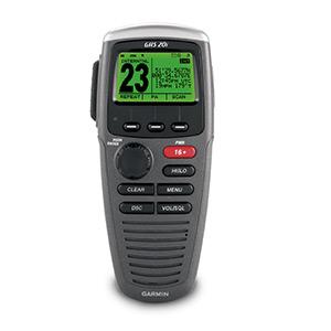 GHS™ 20 Wireless VHF Handset 1