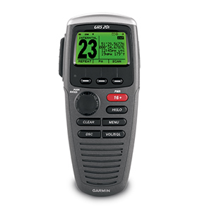 GHS™ 20 Wireless VHF Handset 7