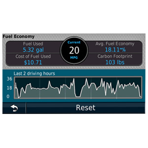 Garmin Mechanic with ecoRoute™ HD 3