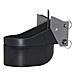 Montaje en espejo de popa de plástico con sensores de profundidad y temperatura (6 pines) - Airmar TM260