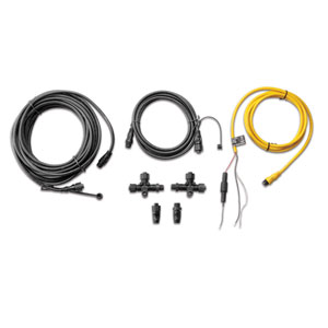 Our starter kit has everything you need to build a basic NMEA 2000 network on your boat.