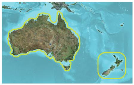 Garmin Map Update >> TOPO Australia and New Zealand | Garmin