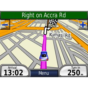 Mapa de África Oriental NT City Navigator® 3