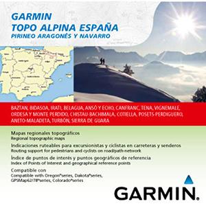 TOPO Alpina España - Pirineo aragonés y navarro