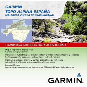 TOPO Alpina Espana - Mallorca (Tramuntana)