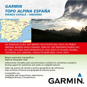 TOPO Alpina Espana - Pirineu Català-Andorra