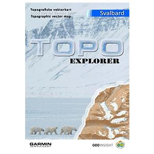 TOPO Explorer Svalbard