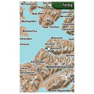 TOPO Explorer Svalbard 1