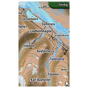 TOPO Explorer Svalbard 3