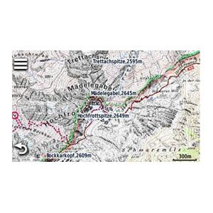 Garmin AlpenvereinskartenV3 5