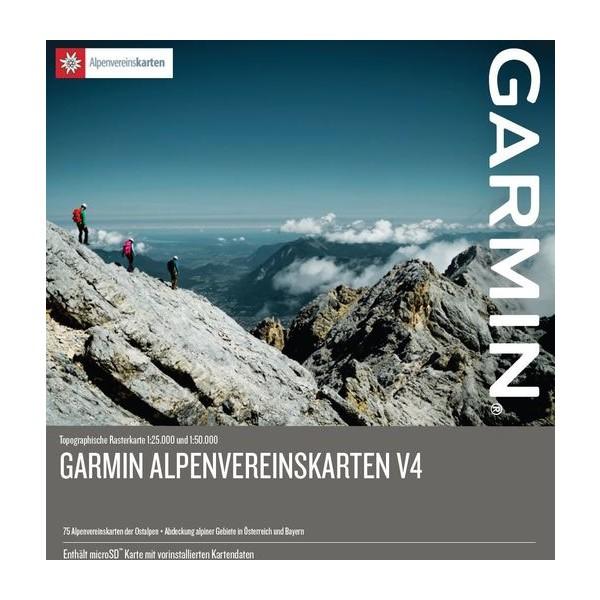 Garmin Alpenvereinskartenv4