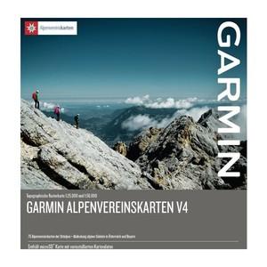 Garmin alpenvereinskarten v4 | garmin.