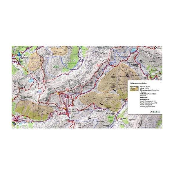 Garmin Alpenvereinskarten v4 2