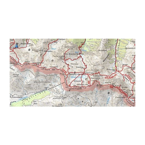 Garmin alpine club map v3 microsd/sd 8gb card topo gps & basecamp.