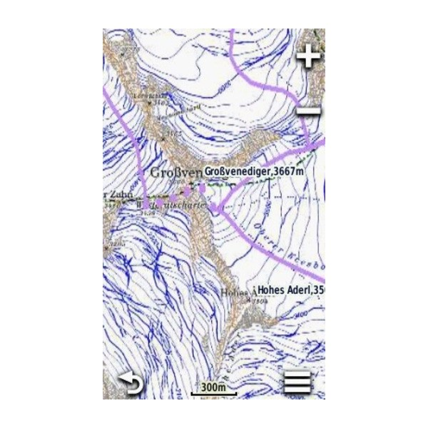 Garmin Alpenvereinskarten v4 4