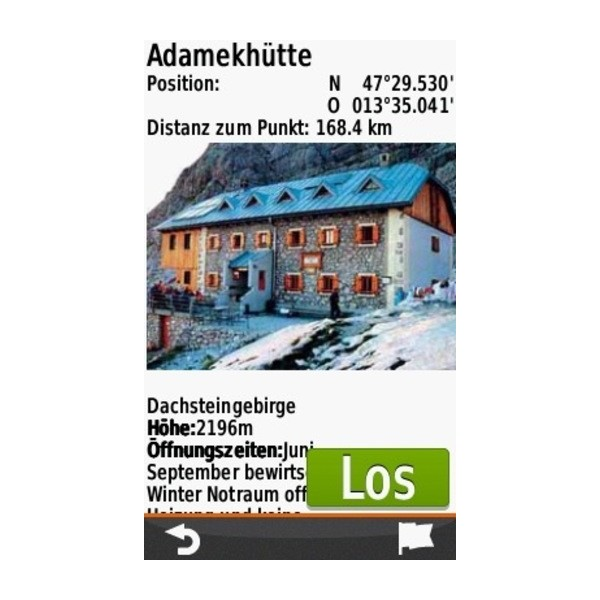 Garmin Alpenvereinskarten v4 6