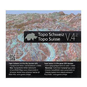 TOPO Switzerland v4 PRO