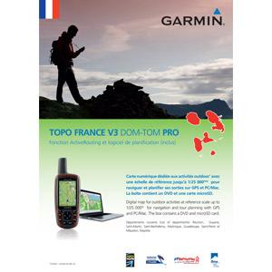 TOPO France v3 DOM-TOM Pro
