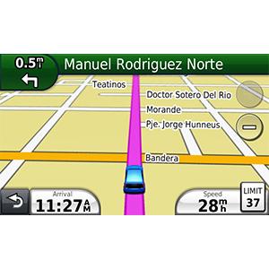 City Navigator® Chile NT 3