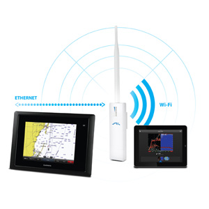 Kit do adaptador Wi-Fi® marítimo 3