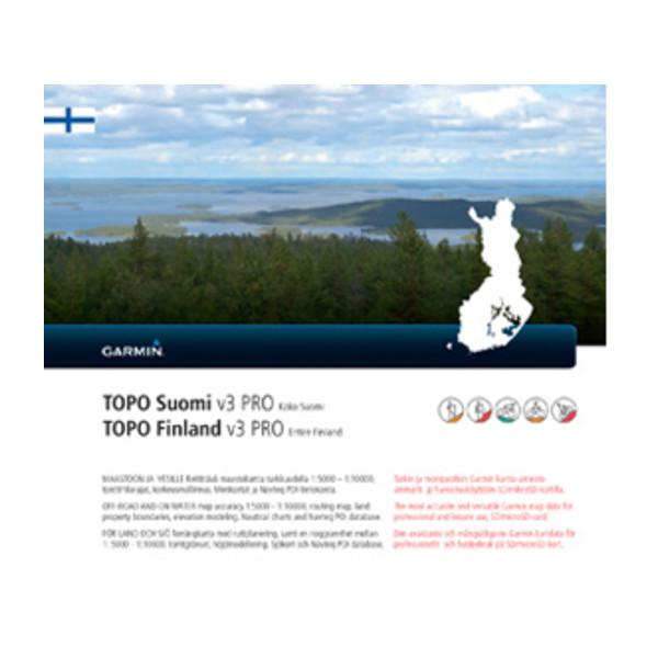 TOPO Suomi Finnlandv3 PRO