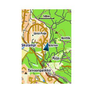 TOPO Suomi Finlândia v3 PRO 5