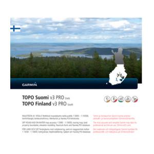 TOPO Finland v3 PRO - Etela
