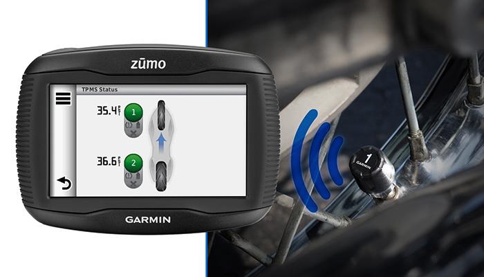 Tire Pressure Monitor Sensor Garmin