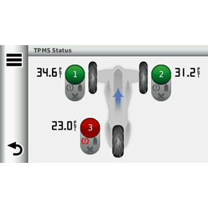 Tyre Pressure Monitor System 7