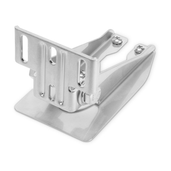 Heavy Duty Transom Mount with Spray Shield (4/8/12-pin Transducers)