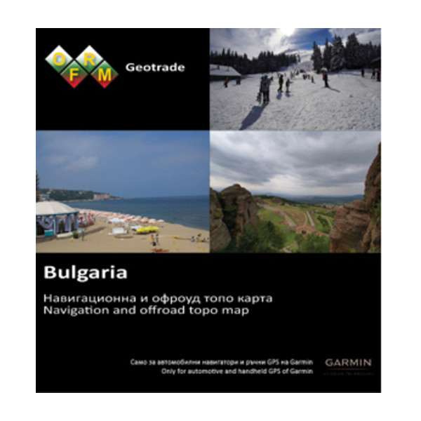 OFRM Geotrade - TOPO Bulgaria