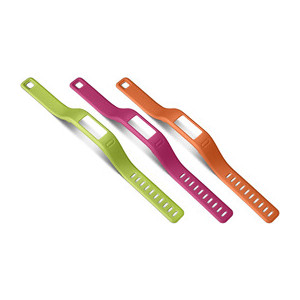 Cinturini vivofit® Arancione/Rosa/Verde 1