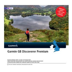 Garmin GB Discoverer Premium