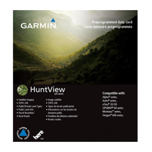 Garmin HuntView™ Maps - Idaho