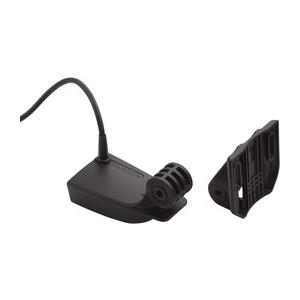 Transductor de montaje en espejo de popa o motor para pesca de curricán Garmin GT8HW-TM, de plástico, con CHIRP de frecuencia alta y haza ancho (150-240kHz, 250W) (8 patillas)
